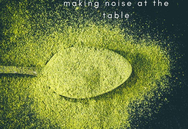 moringa powder trends among people