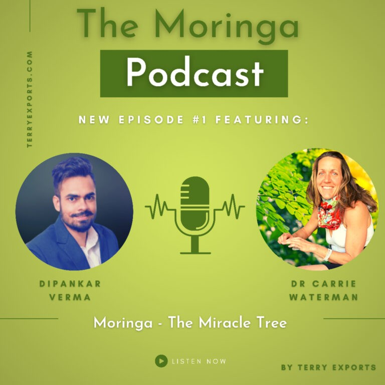 Moringa Talk with renowned researcher – Dr Carrie Waterman